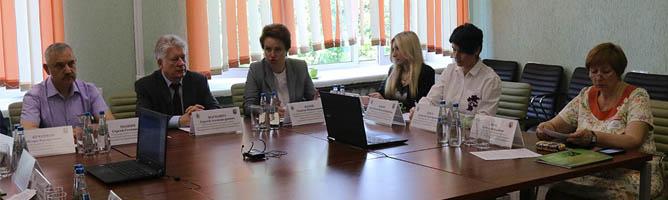 Заседание Общественного совета базовой организации государств-участников СНГ по экологическому образованию
